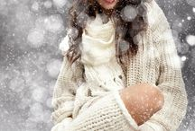 I'm white and cold / by MariKamo Design