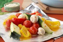 Veggies & Sides / by Kathleen Hoover