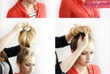Hair / by Kendra Cassar