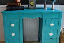 Furniture redo / by Gretchen Blaylock