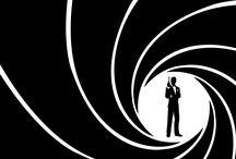 Bond. James Bond. / by Isabelle Blanchet