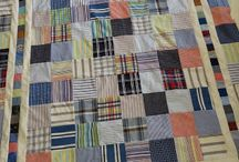 Aaron's Shirt Quilt / by Jennie Tracy