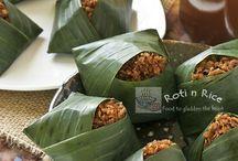 Makanan Malaysian/sweets & treats/Asians / by mary christianus smith