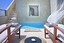 Dream Villa Rentals Around the Globe / by Geri Simpson