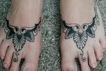 tattoos / by Christine Gero Horovitz