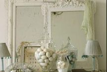 Shabby chic decor / by Theresa Barker