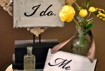"He Asked.... She said ""YES""!!! / by Donna Boco"
