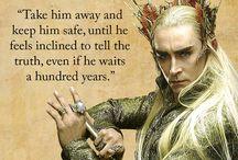 Tolkien Geekery / by Krystal Vinson