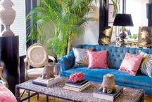 Interior decorating / by Crista Porfily