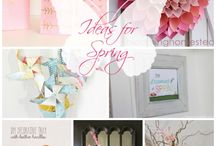 Spring / by A Little Bit Sassy