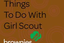 Brownie Scout / by Jessica Simm