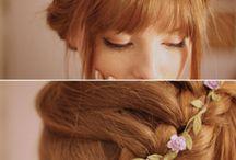 hair. / by Jenna Delagrange