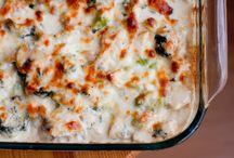 Gluten Free Dinners / by Kim Vander Voort