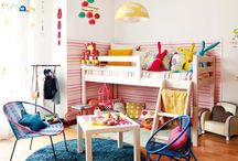 Kids' rooms / by Lori Powell