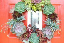 Wreaths / by Karen Bellisario