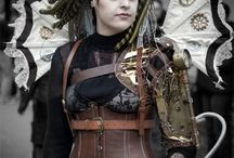 Steampunk Love / by Amber