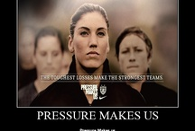 Hope solo  / by Haley Meinhart
