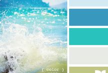 Paint Colors  / by Colleen Beach-Brieher