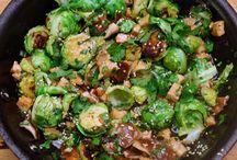 Salads and Veggies / by May khatib