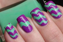 Nails / by Paula Hitchcock