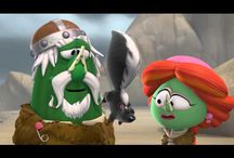 MacLarry & The Stinky Cheese Battle / by VeggieTales