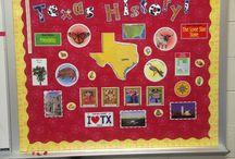 Classroom decoration ideas / by Emily Perez