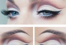 Wedding make up / by Brittany Rogers