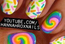 nail love / by Alyah Lemons