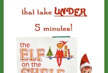 Christmas - Elf on the Shelf / by Elana Wagner