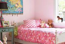 Girls room / by Lillie Belle