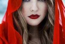 Radiant Red / by Jessica Grosslein