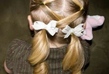 Hairstyles for girls / by Nancy Powell