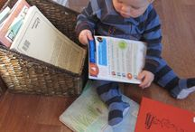 Homeschooling with baby/toddlers  / by Melinda Franklin