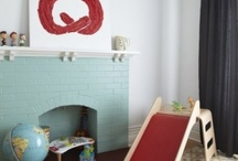 kids bedroom / by Aria Potter