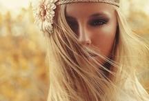 Hairstyles / by Brittney Sheaffer