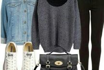 outfits / by Rebecca Hammar