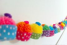 Pompom perfection / by Sophie Wills