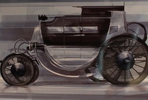 Automobiles - Concepts / by David James