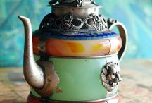 All Things Tea... / by Wendy Woodhouse