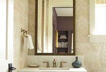 Bathrooms / by Trove Interiors