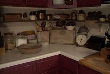 Kitchen dreams / by Jessica Yarber