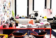 Studies and studios / by Vogue Living