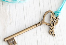 little obsessions / anchors, locks, keys, chandeliers... / by Arla White