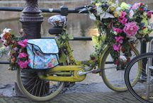 Bicycles / by Margo Bangert