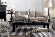 Apartment living room 2 / by Rachel Cooper