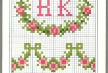 Cross stitch / by Kaylene Roach