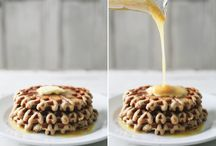 Breakfast Recipes / by Laurie Tuten
