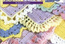 Crochet Afghan Borders and Edges / by AllFreeCrochetAfghanPatterns