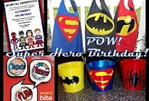 Birthday Party Ideas / by Morgan Wright