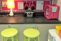 Classroom decor/ organization / by Amber Turman